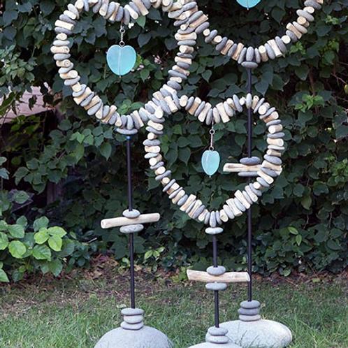 Heart Garden Stand