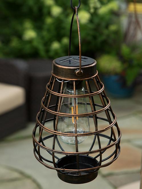 Nantucket Edi-Solar Lantern