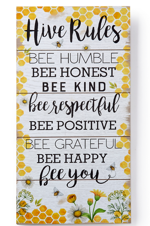 Hive Rules