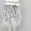 Thumbnail: Gnome- Grey/White Hat, Standing