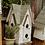 Thumbnail: 4 Sided Peaked Birdhouse