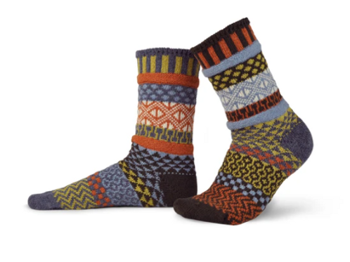 Ponderosa Wool Crew Socks