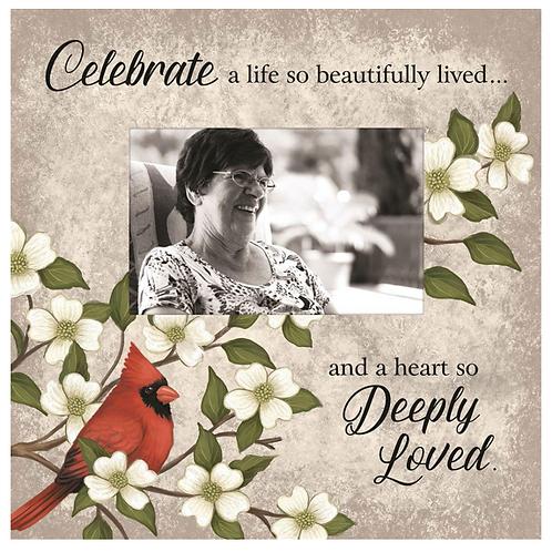 Cardinal Memorial - Celebrate a Life So Beautifully Lived...