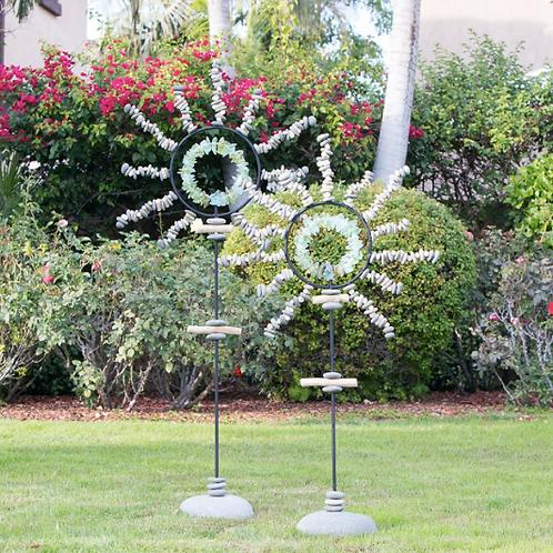 """60"""" Sunburst Garden Stand"""