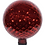 "Thumbnail: 10"" Red Diamond Embossed Globe"