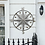 Thumbnail: Round Medallion with Compass and Golden Knobs