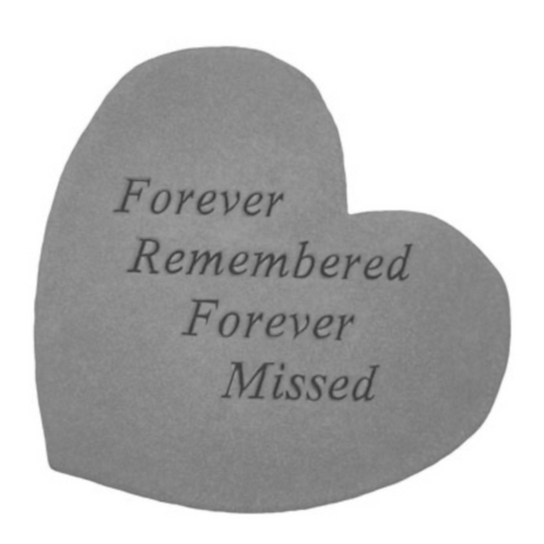 Forever remembered…