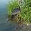 Thumbnail: Metal Free-Standing Heron Statue