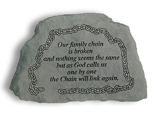 Our Family Chain is Broken
