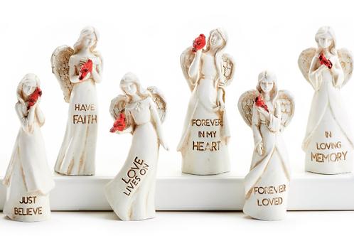 Angel Figurine Sentiment