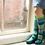Thumbnail: Water Lily Knee Socks