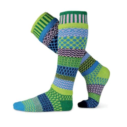 Water Lily Knee Socks