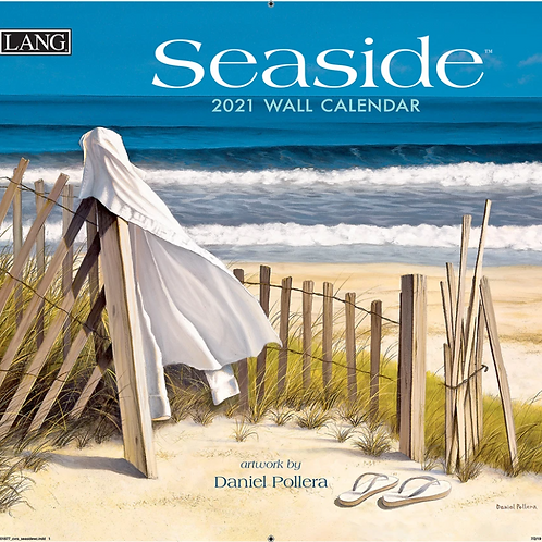 2021 SeasideWall Calendar