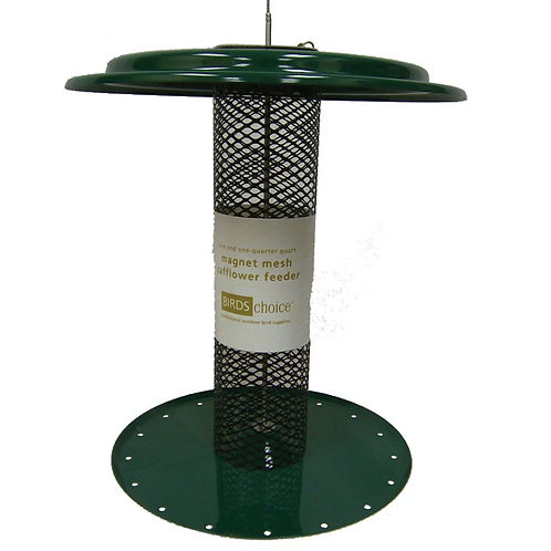 Bird's Choice - Mini Magnet Mesh Safflower Feeder