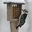 Thumbnail: Recycled Single Cake Tail Prop Suet Feeder
