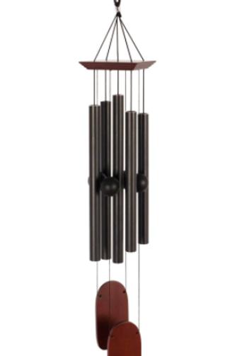 Wood / Aluminium Symphony Windchime