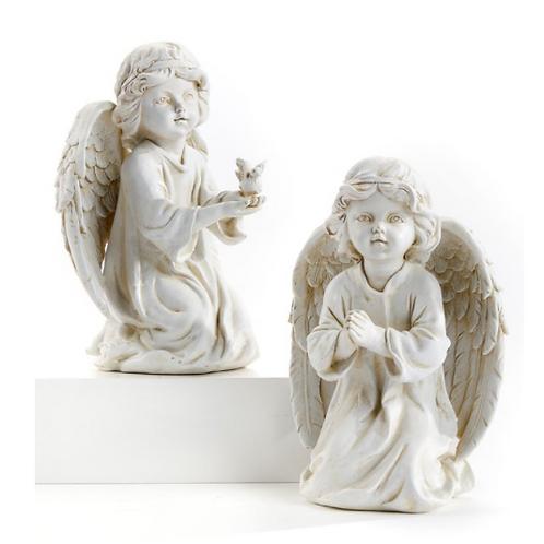 Kneeling Angel Statuary