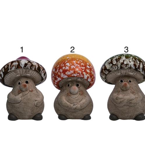 Garden Mushroom Man