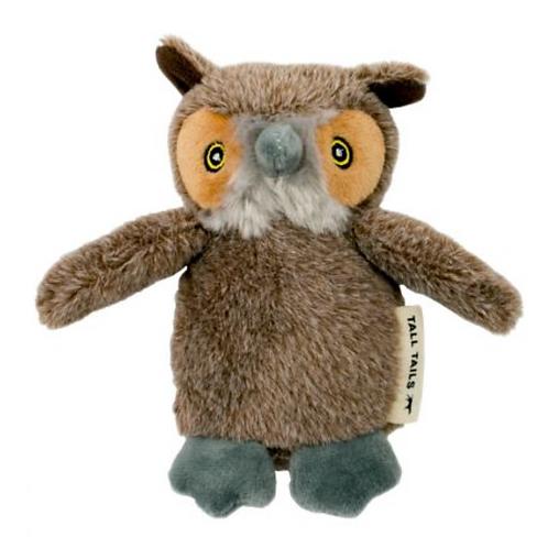 Baby Owl Squeaker Toy