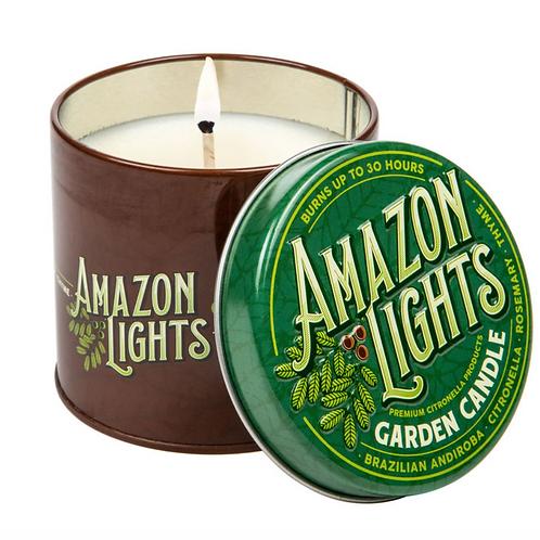 Amazon Lights - Citronella Garden Candle
