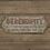 "Thumbnail: 24"" Serendipity Sign"
