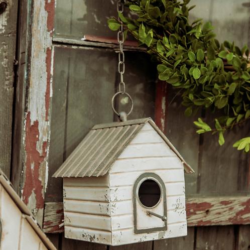 Single Hanging Birdhouse