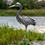 Thumbnail: Heron Metal Sculpture