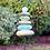 Thumbnail: Glass Cairn Garden Stake