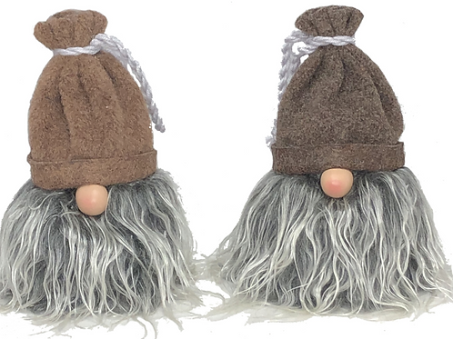 Gnome- Brown Hats