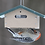 Thumbnail: Bird's Choice - Recycled Single Cake Upside Down Suet Feeder - Single Cake
