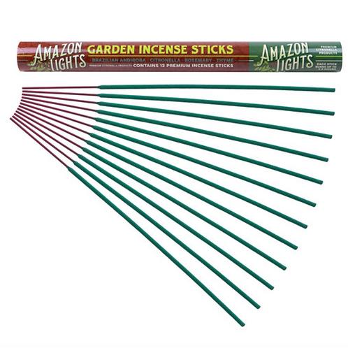 Amazon Lights -Garden Incense Sticks