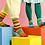 Thumbnail: Daffodil Crew Socks