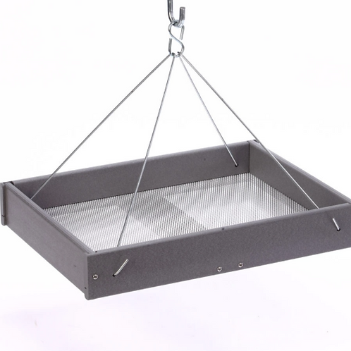 16x12.5 Hanging Tray Feeder