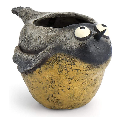 "Blob House - ""Chickadee"" Planter - 21346"
