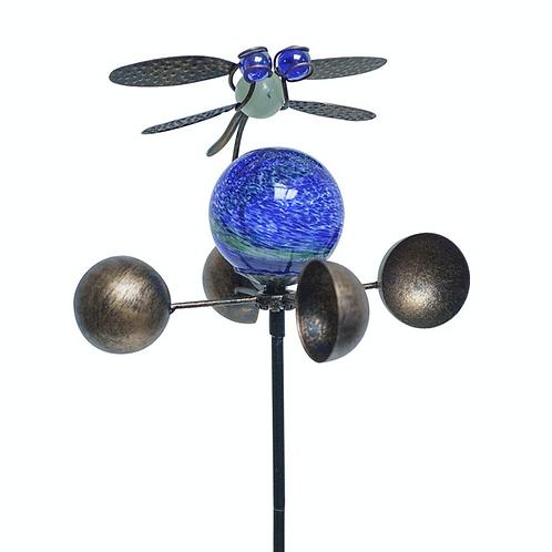 Illuminarie Dragonfly Anemometer Stake