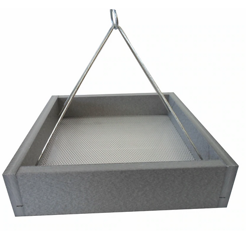 Green Solutions - Hanging Tray - Small - Gray