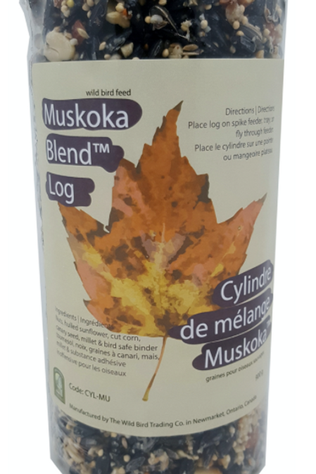 Muskoka Seed Log