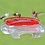 Thumbnail: Aspects - Jewel Box Window Hummingbird Feeder