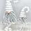 Thumbnail: Gnome- Grey/White Hat, Sitting