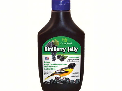 Birdberry Jelly