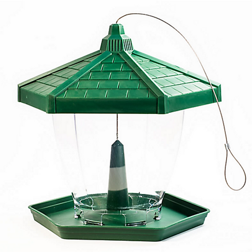 PerkyPet - Grand Chalet - Wild Bird Feeder