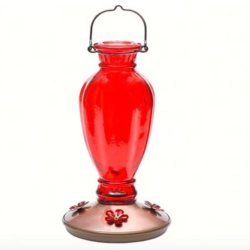 Daisy Vase Hummingbird Feeder