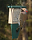 Thumbnail: Suet Feeder with Tail Prop - Hunter Driftwood