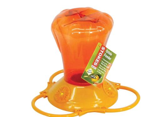 Oriole Feeder - Orange - 28 oz