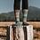 Thumbnail: Walnut Wool Crew Socks