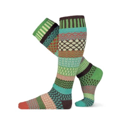 September Sun Knee Socks
