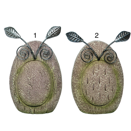 Mossy Owl - 2 assorted