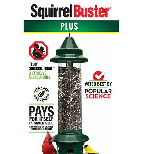 Brome Squirrel Buster - PLUS