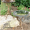 Thumbnail: Deluxe Antique Bronze Metal Tube Birdbath Base
