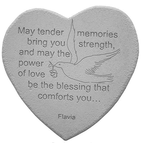 May Tender Memories Bring You Strength